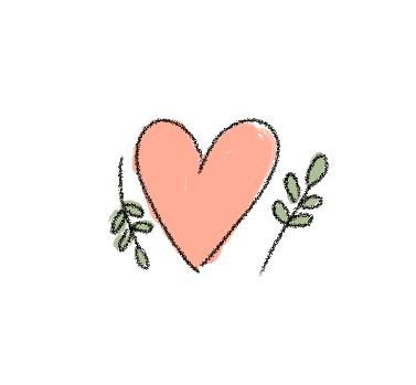 dibujo corazon