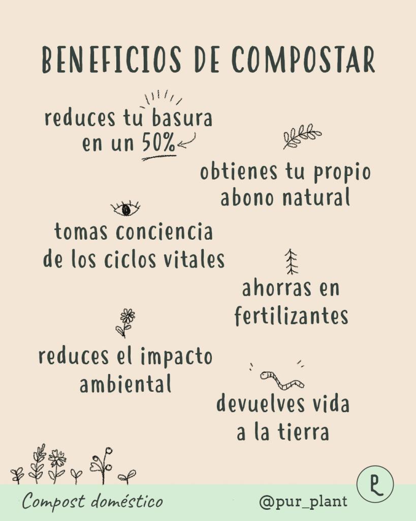beneficios compost