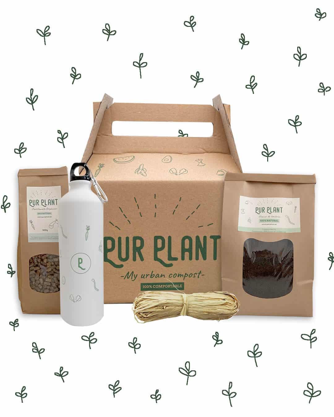 Salva-Plants Box