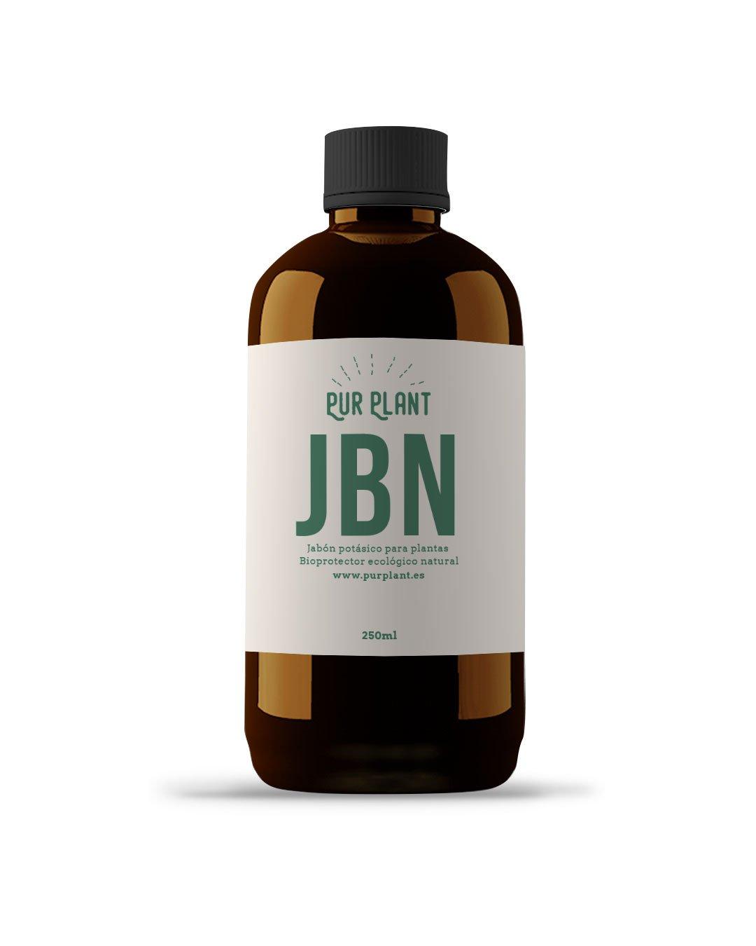 Jabón Potásico – Insecticida ecológico