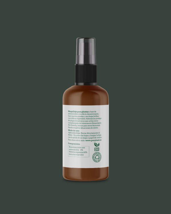 make up para plantas aceite de neem etiqueta