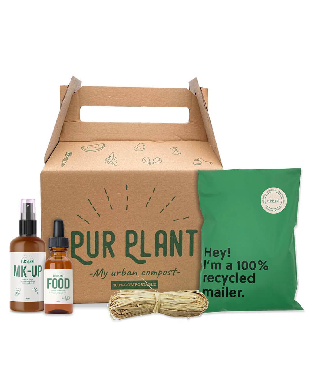 Beauty-Plant Box